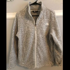 Women's The North Face Crescent Full Zip Jacket!